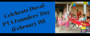 National Founders' Day (February 16)