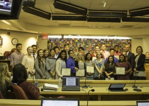 SLA School Board 2016